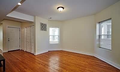 Bedroom, 6241 N Claremont Ave, 0