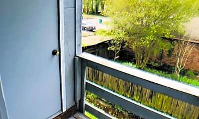 Patio / Deck, 520 Landview Dr, 1