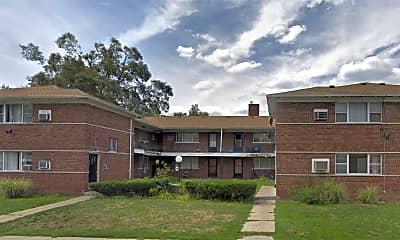 Building, 15211 Fenkell Ave, 2