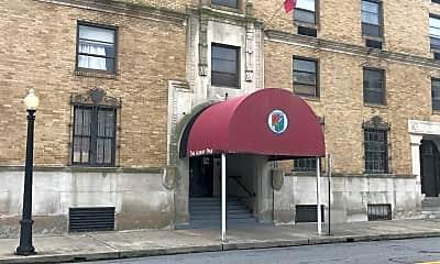 Albert Pike Apartments, 1