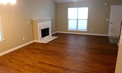 Living Room, 202 Woodland Way, 1