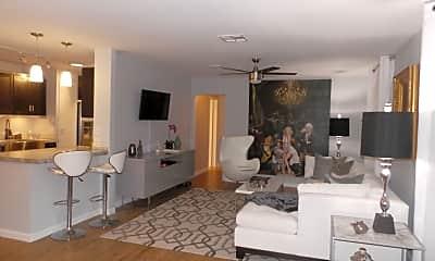 Living Room, 833 Avon Rd 1, 1
