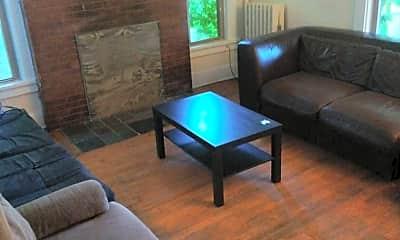 Living Room, 708 E Seneca St, 1