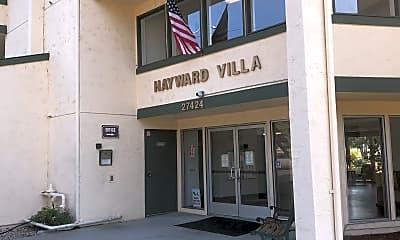 Hayward Villa Apartments, 1