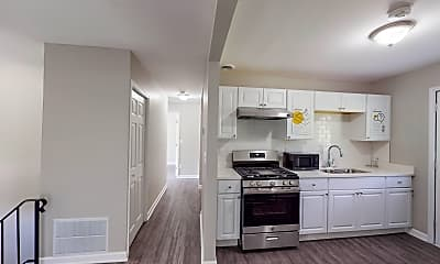 Kitchen, Room for Rent - Thomasville Heights Home, 1