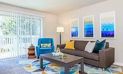 Living Room, Chelsea by the Bay, 1