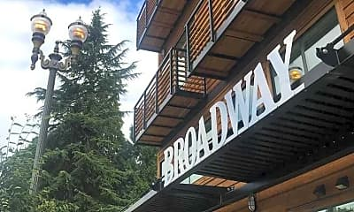 Building, Broadway, 0