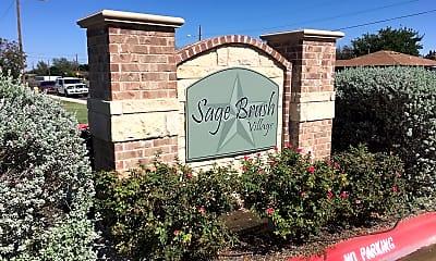 Sage Brush Village Apartments, 1