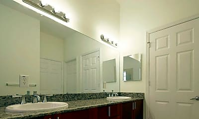 Bathroom, Royal Oaks Townhomes, 2