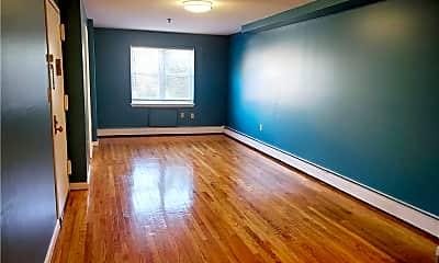 Living Room, 1219 Nelson Ave 1219C, 0