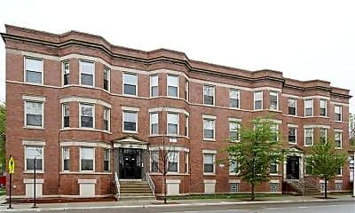 Building, 8257 S Coles Avenue, 0