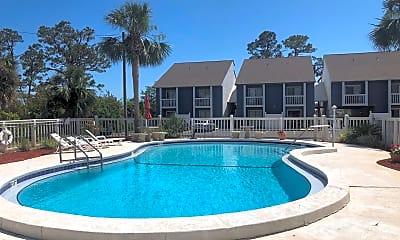 Pool, 6909 N Lagoon Dr, 2