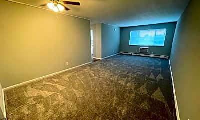 Living Room, 4960 Ridge Ave 310, 1