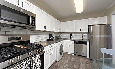 Kitchen, Trillium Apartments, 1