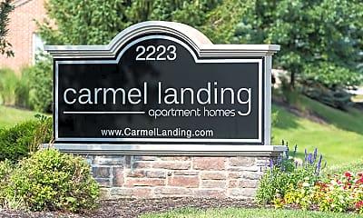 Carmel Landing, 2
