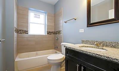 Bathroom, 1358 W 78th St 3E, 2