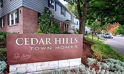 Community Signage, 10221 SW Eastridge St, 0