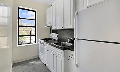 Kitchen, 1450 Broadway, 1