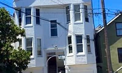 Building, 632 San Bruno Ave, 0