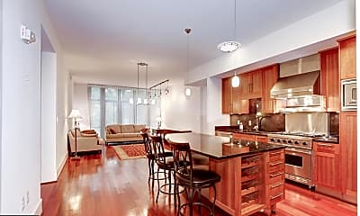 Kitchen, 4301 Military Rd NW 212, 1