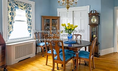 Dining Room, 67 Cleveland St, 1