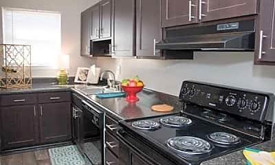 Kitchen, Hartwell Pointe, 1