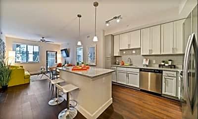Kitchen, 2201 N University Dr, 1