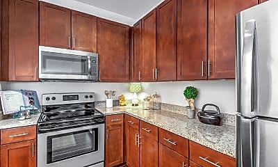 Kitchen, The Willows at Fort Mill, 1