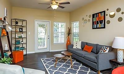 Living Room, Mirabella at Waterford Lakes, 1