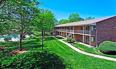 Building, University Lake, 2