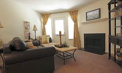 Living Room, The Landings, 1