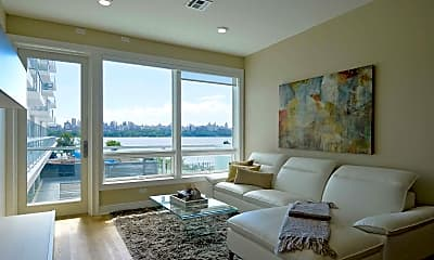 Living Room, The Oyster, 1