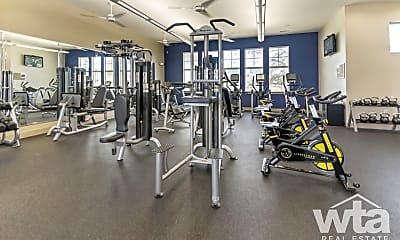 Fitness Weight Room, 10800 Lakeline Blvd, 2