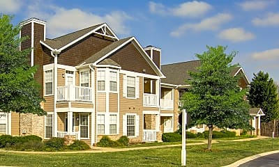 Building, The Hamptons at Woodland Pointe, 2