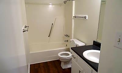 Bathroom, 3808 Marcom St, 2