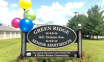 Green Ridge Senior Apartments, 1