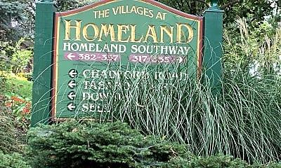 Homeland Southway, 1