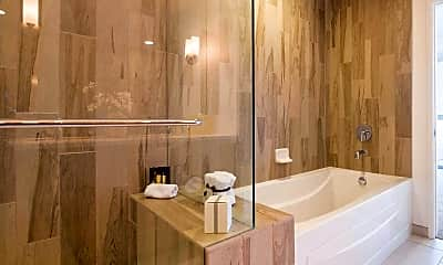 Bathroom, Residences at Fillmore Plaza, 0