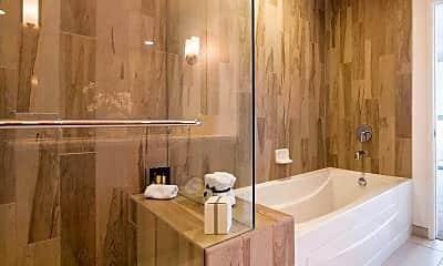 Bathroom, Residences at Fillmore Plaza, 0
