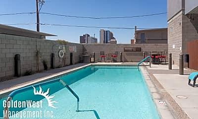 Pool, 1130 N 2nd St Apt 207, 2