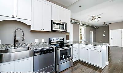 Kitchen, 411 N Charles St, 1
