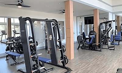 Fitness Weight Room, 507 SE 16th Ct, 2