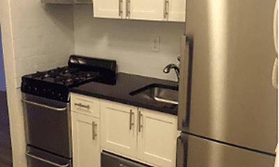 Kitchen, 57 Carmine St, 1