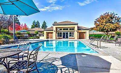 Pool, La Vina Apartments, 0