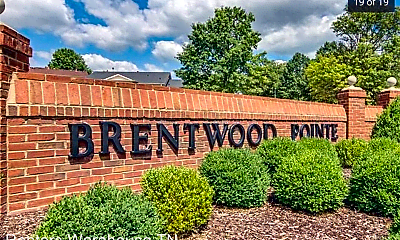 Community Signage, 702 Brentwood Point, 2