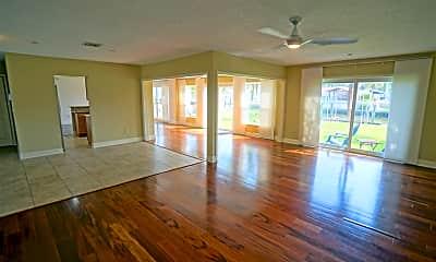 Living Room, 3921 Venetian Way, 2