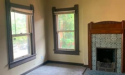 Living Room, 1433 N Downing St, 0