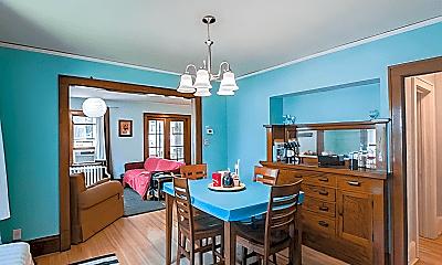 Dining Room, 1467 Carroll Ave, 1