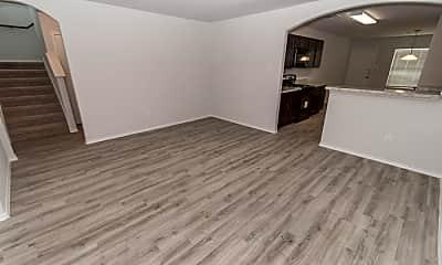 Living Room, 25751 Hazy Elm Ln, 0