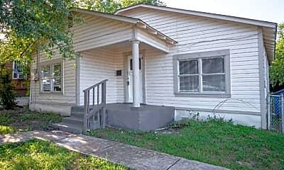 Building, 1435 Gibbs, 1